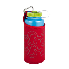 Nalgene Bottle Clothing rød